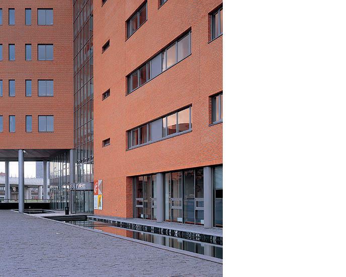 Orly Centre Amsterdam DE architekten