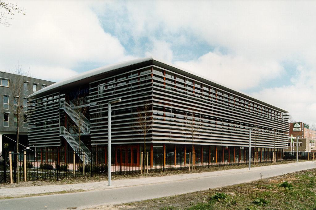 Vidomes Delft DE architekten