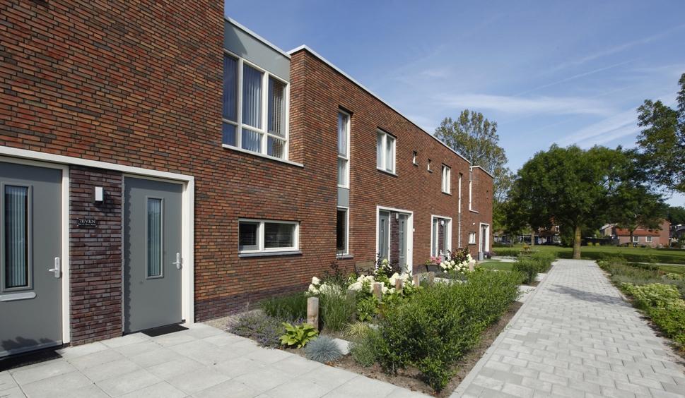 patiowoningen Woerden DE architekten