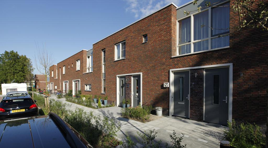 Bomen- Bloemenkwartier Woerden DE architekten