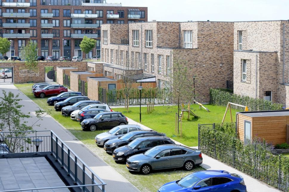 Nature-Town Garden DE architekten