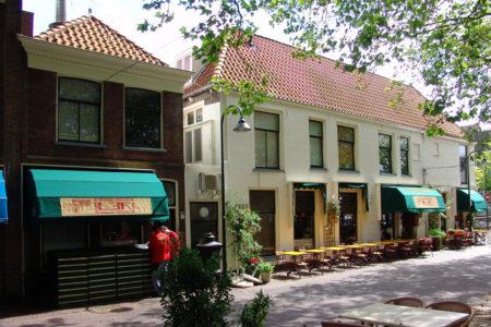Doelenplein Delft DE architekten