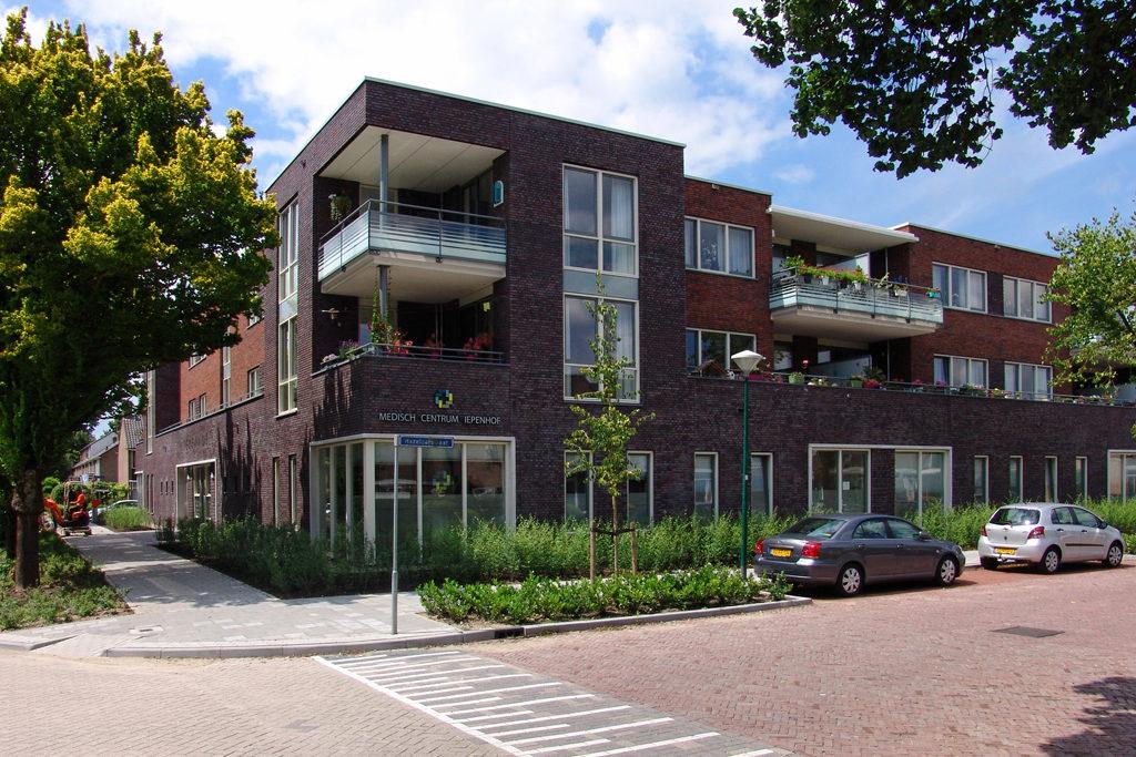 Iepenhof Woerden DE architekten