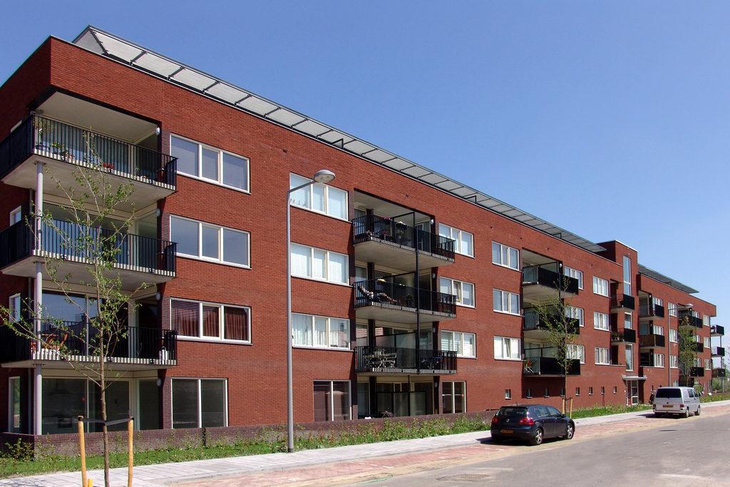 Leidschenveen Den Haag DE architekten