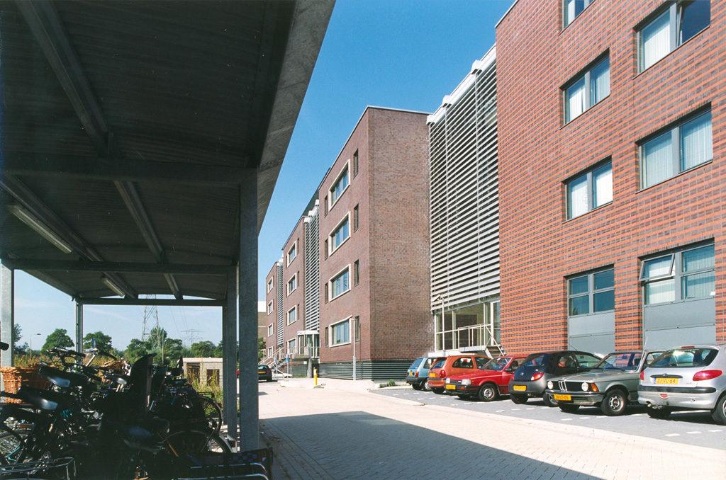NEN Delft DE architekten