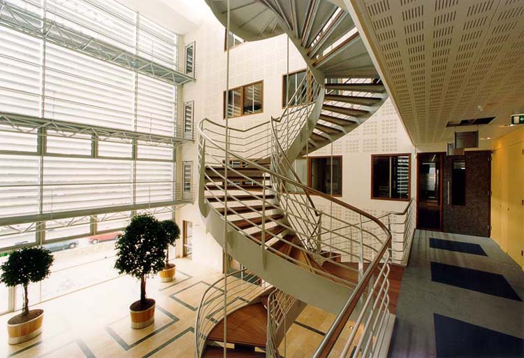 NEN gebouw Delft DE architekten