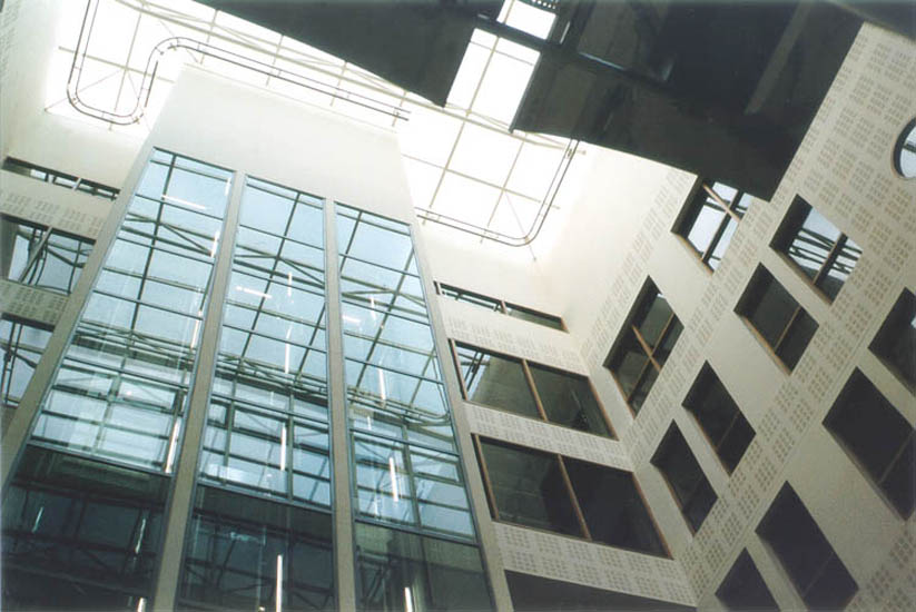 Vida Amsterdam DE architekten