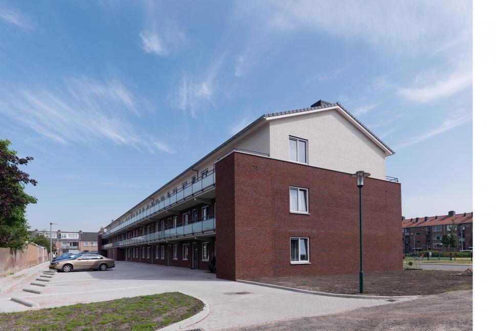 Pleiadenplantsoen IJmuiden DE architekten