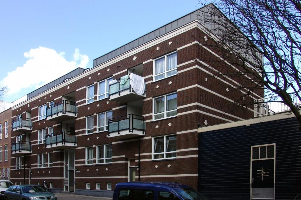 van Heusdenstraat DE architekten