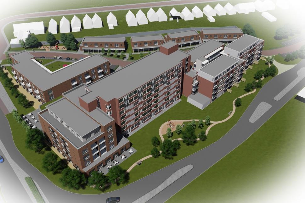 Merenpark Dorus DE architekten