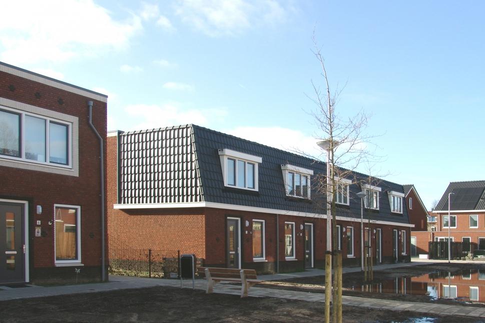 Rijnsburg de Kwekerij DE architekten