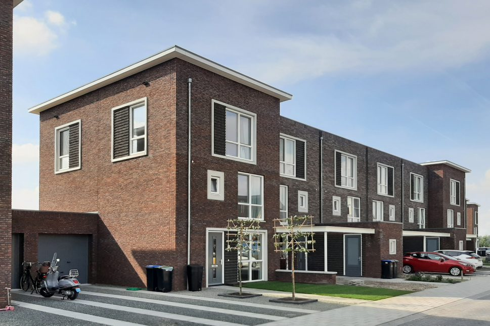 westergouwe balzone DE architekten